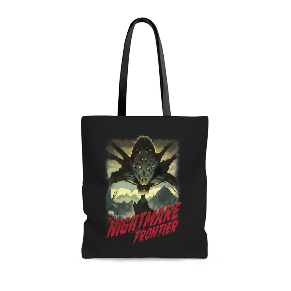 Thumb THE NIGHTMARE FRONTIER Tote Bag