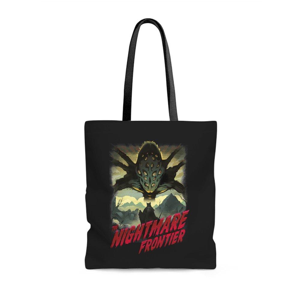 THE NIGHTMARE FRONTIER - Tote Bag