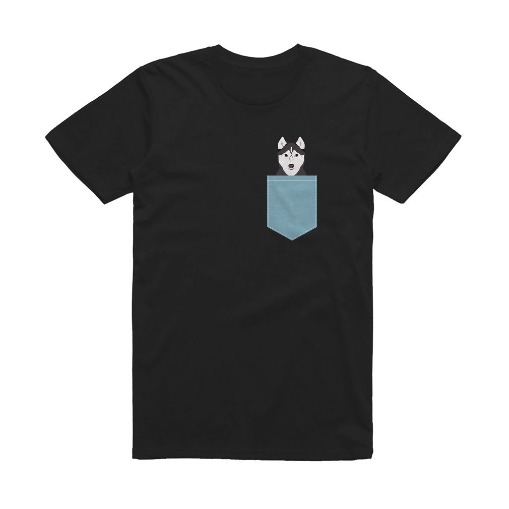 Thumb Shiloh - Husky Siberian Husky dog art phone case gifts for dog person T Shirt