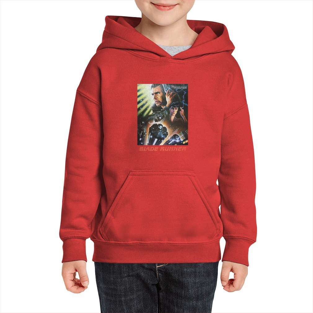 Thumb Blade Runner Movie Shirt! Kid Hoodie