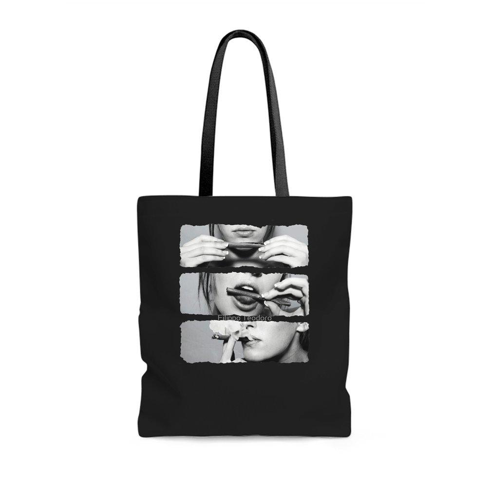 Thumb Girls love blunts Tote Bag