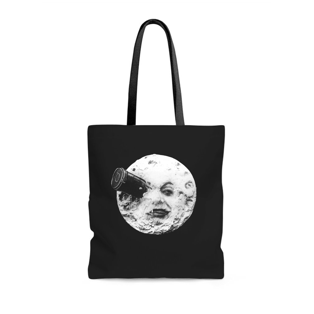 Thumb moon Tote Bag