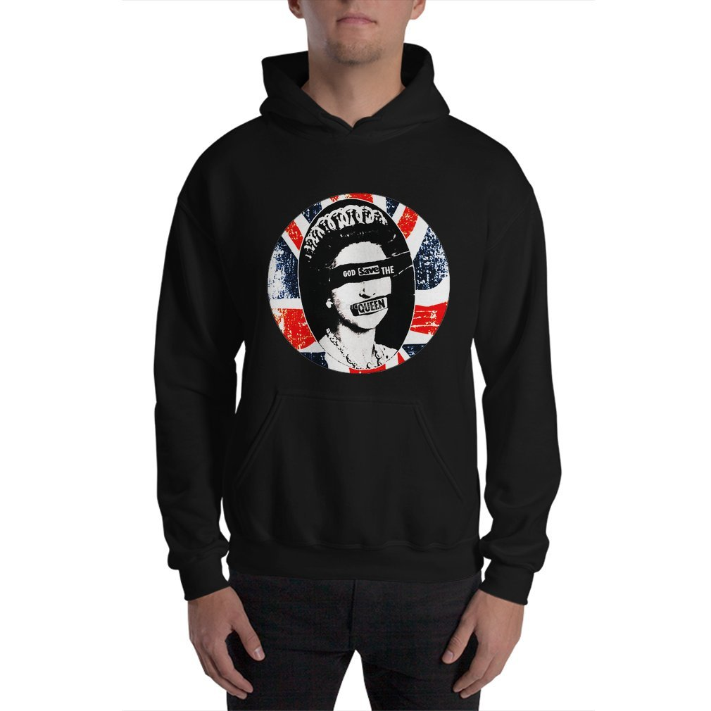 Thumb GOD SAVE THE QUEEN Hoodie