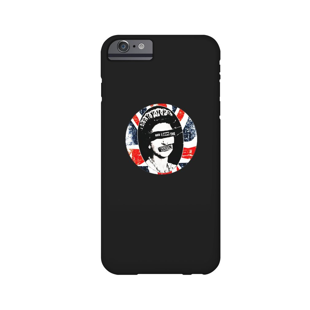 Thumb GOD SAVE THE QUEEN iPhone 6/6S Plus