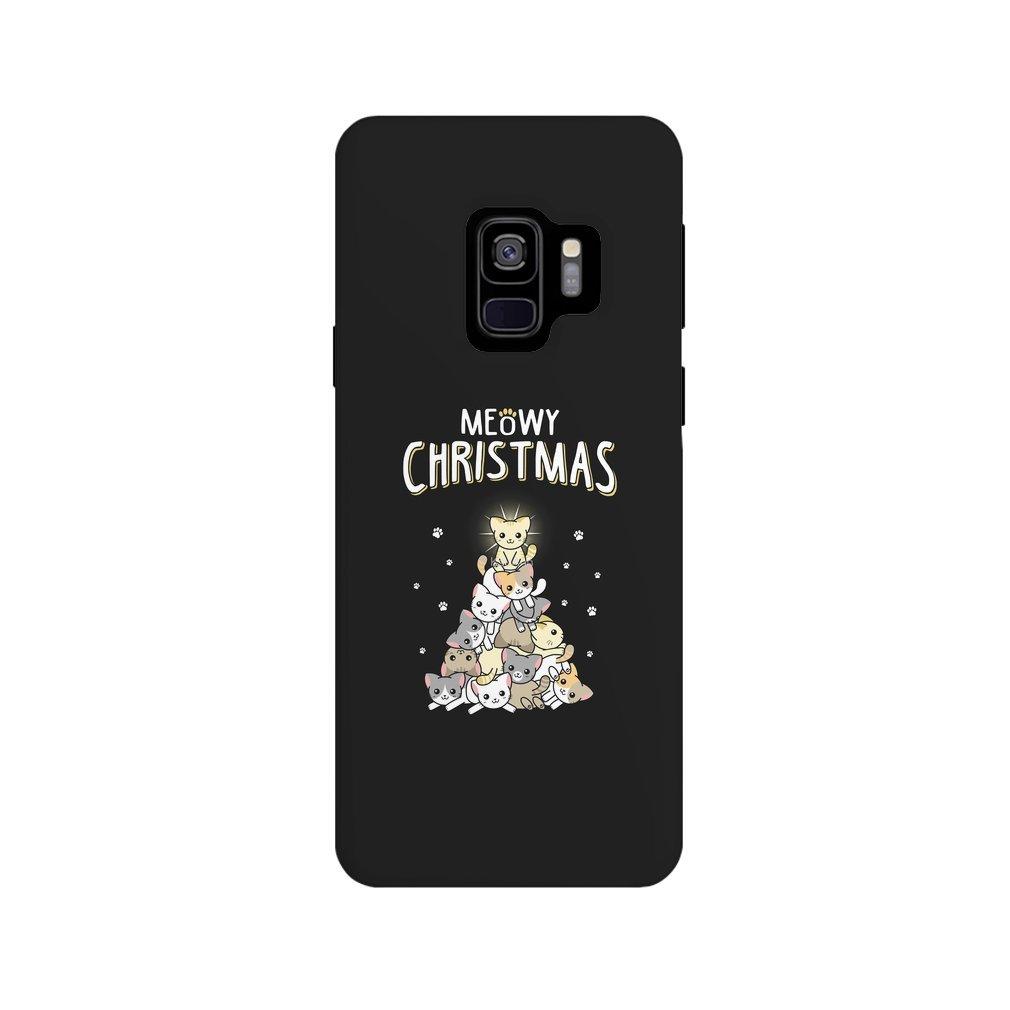 Thumb Meowy Christmas Galaxy S9
