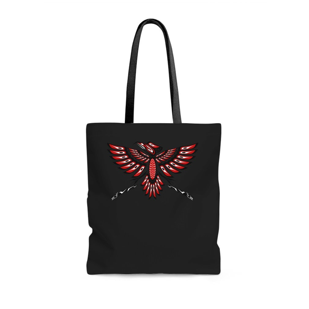 Thumb Thunderbird Tote Bag