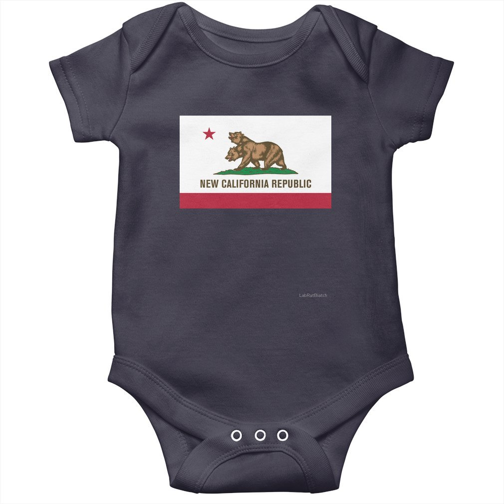 Thumb New California Baby Onesie