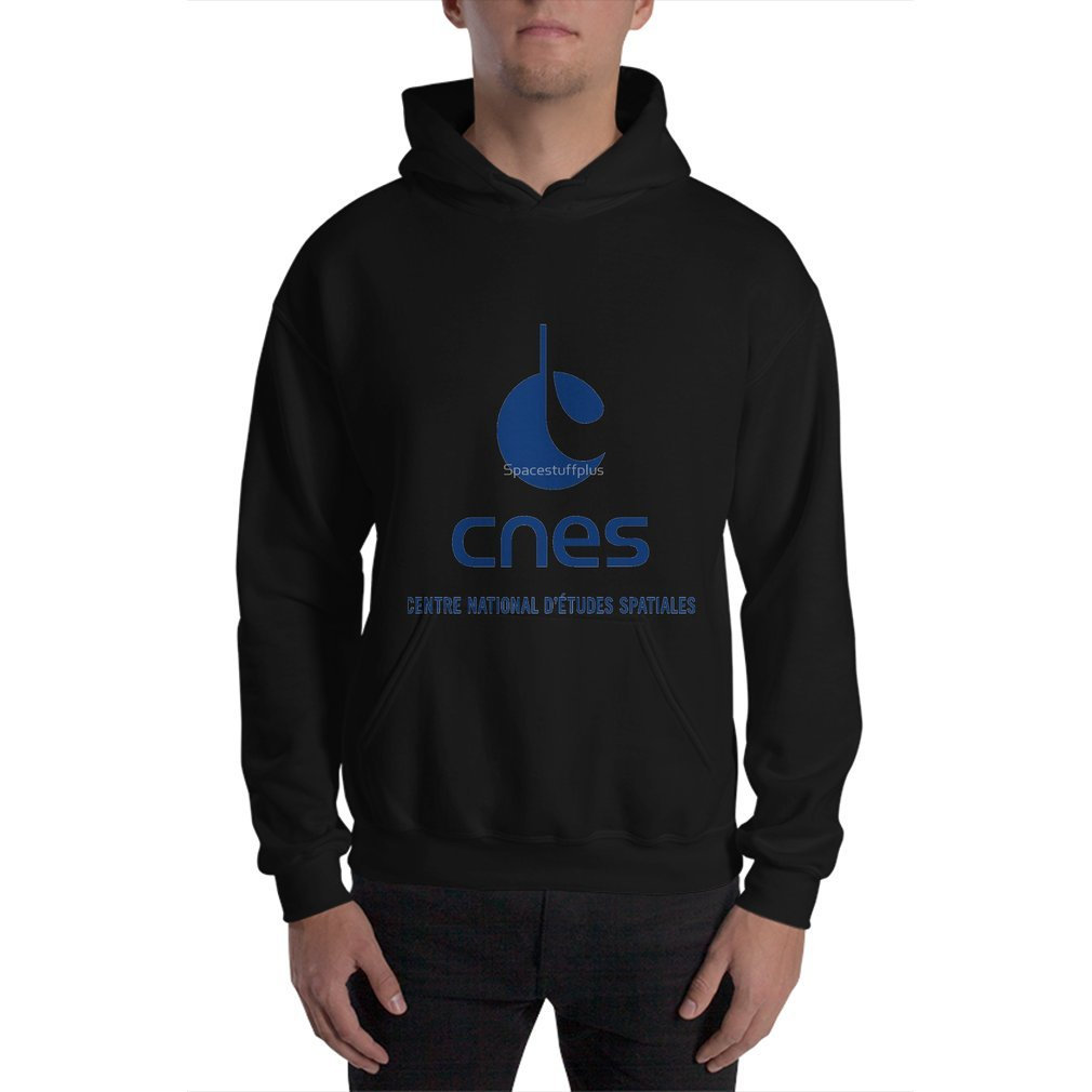 Thumb France Space Agency Current Logo (CNES) Hoodie