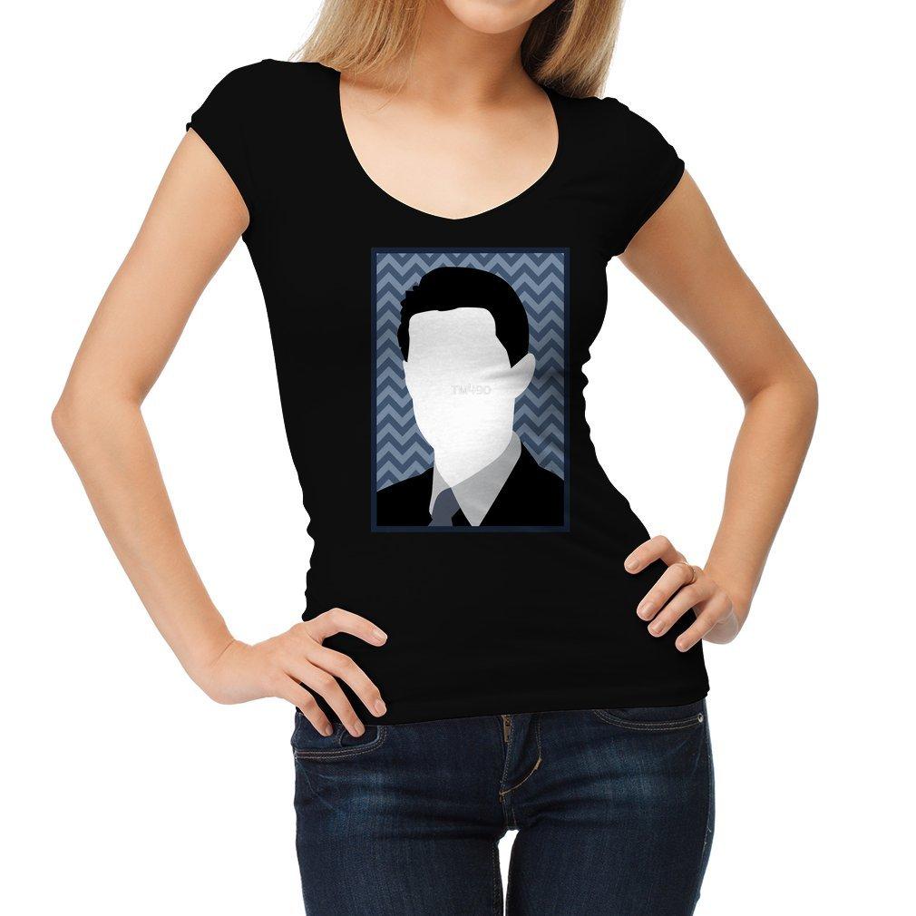 Thumb Twin Peaks, Agent Cooper Women T Shirt