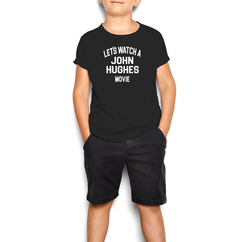 Thumb Lets Watch A John Hughes Movie Youth Tee