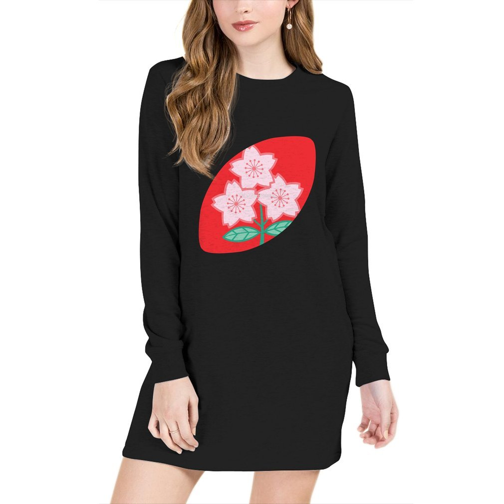Thumb Rugby Japan Sweater Dress