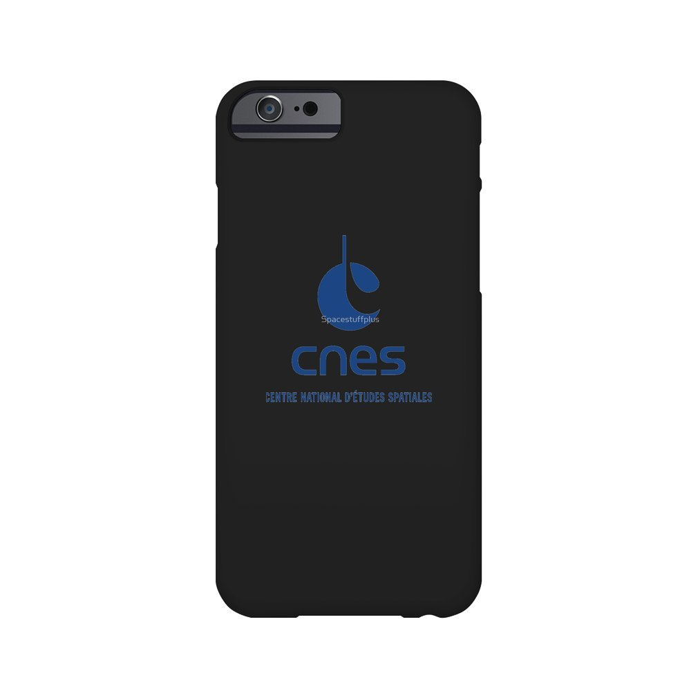 Thumb France Space Agency Current Logo (CNES) iPhone 6/6S