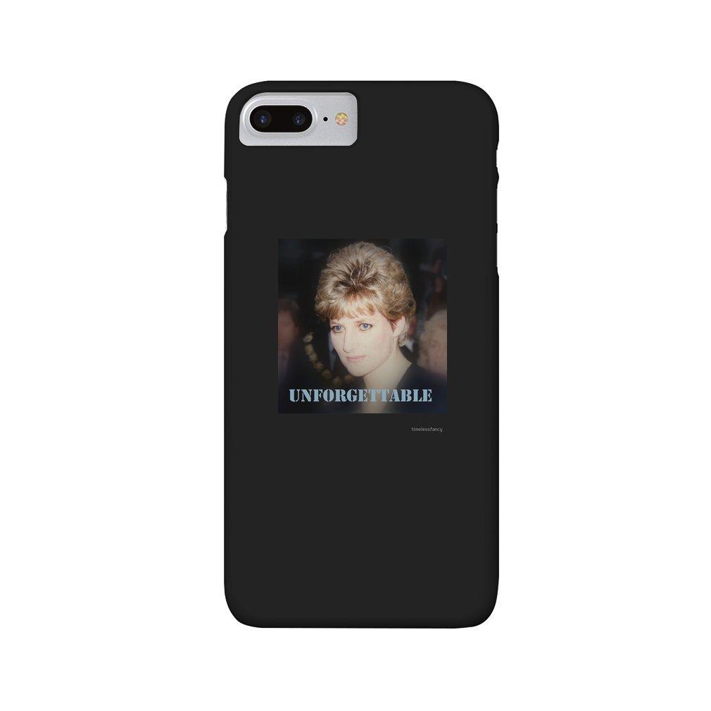 Thumb Lady D Princess Diana iPhone 7/8 Plus