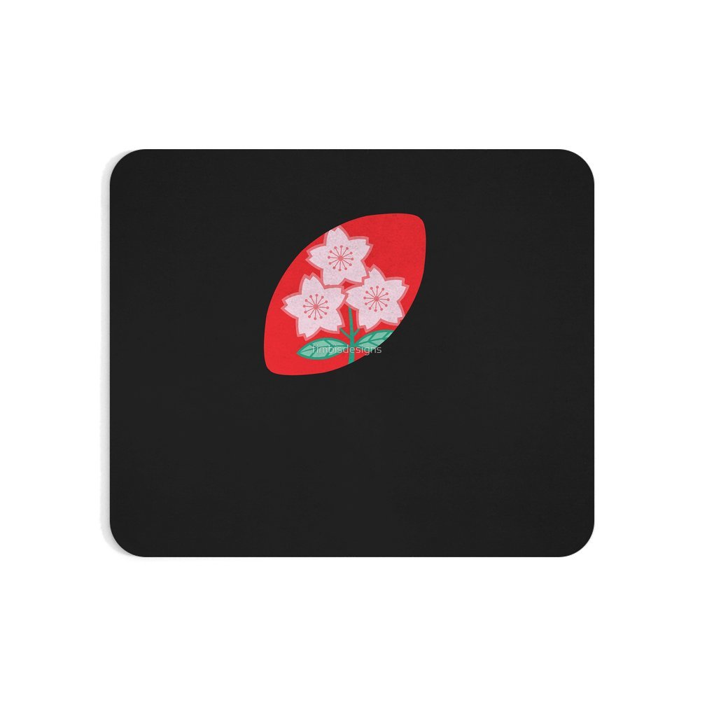 Thumb Rugby Japan Mouse Pad