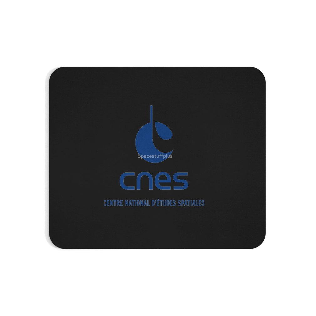 Thumb France Space Agency Current Logo (CNES) Mouse Pad