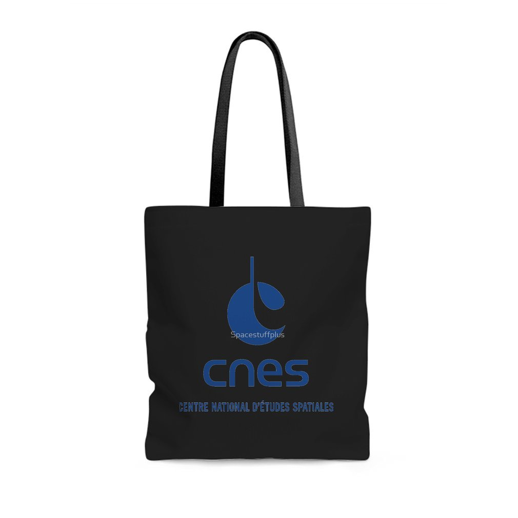 Thumb France Space Agency Current Logo (CNES) Tote Bag