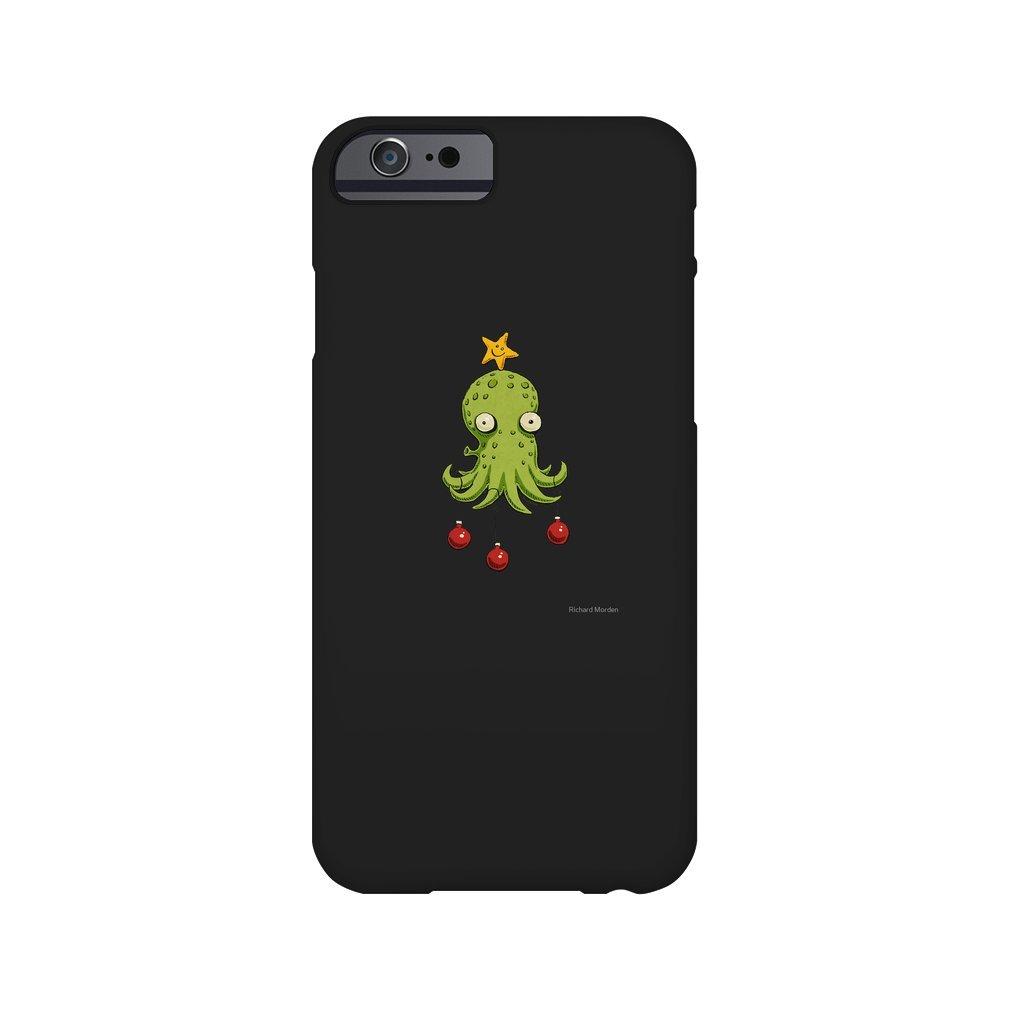Thumb Christmas cephalopod iPhone 6/6S