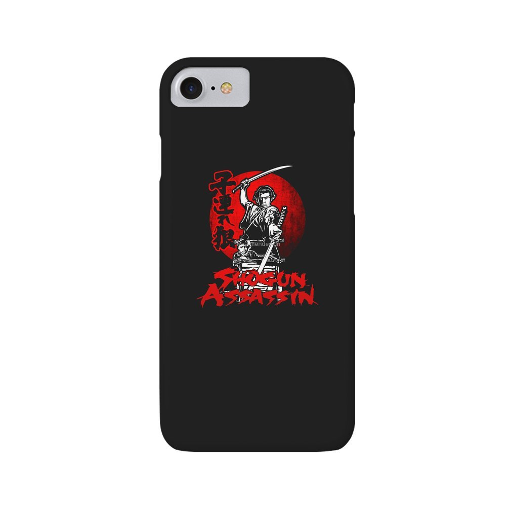 Thumb LONEWOLF AND CUB AKA SHOGUN ASSASSIN SHINTARO KATSU JAPANESE RETRO SAMURAI MOVIE iPhone 7/8