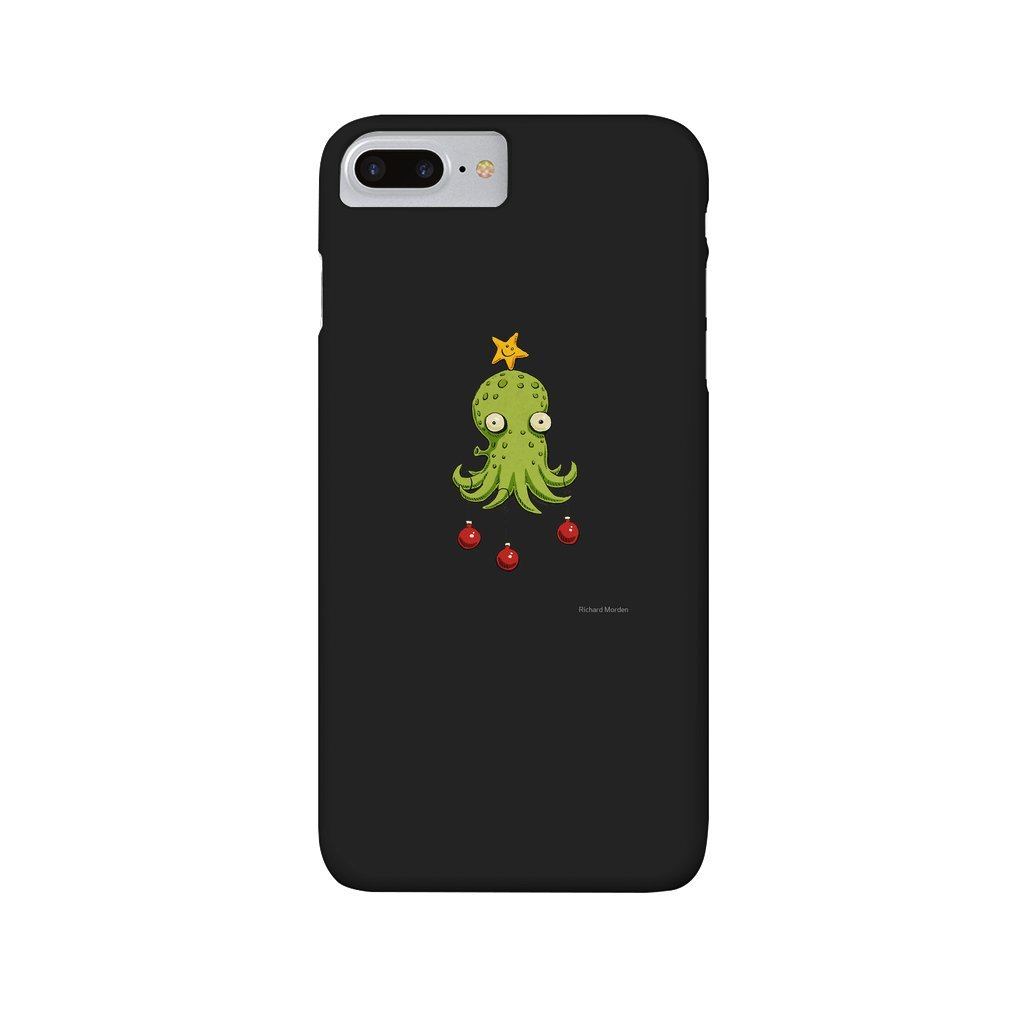 Thumb Christmas cephalopod iPhone 7/8 Plus