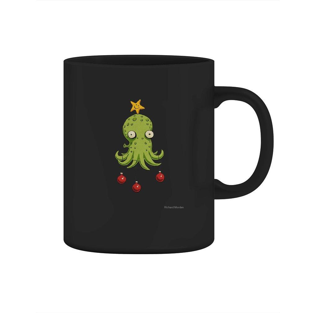 Christmas cephalopod - Mug