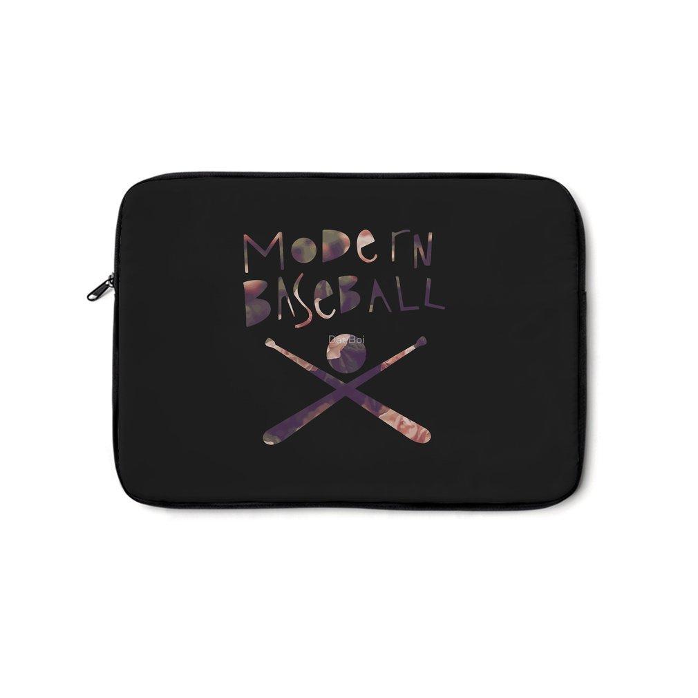 Thumb Modern Baseball Bats Laptop Bag