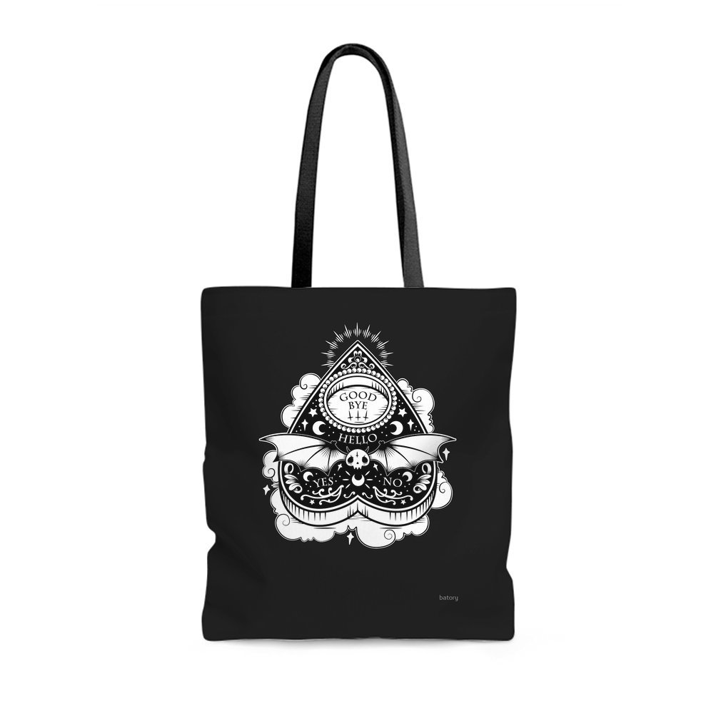 Thumb OUIJA Horror Tote Bag