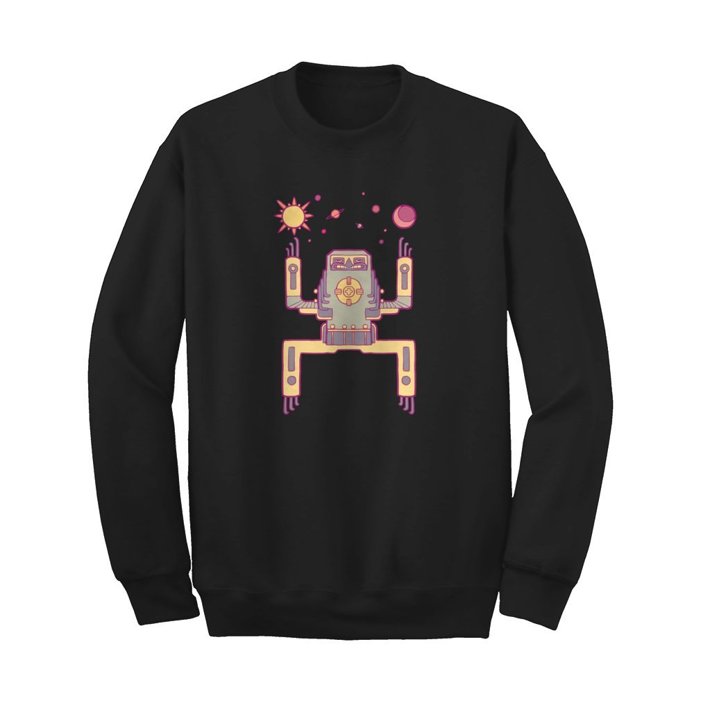 Thumb Space Sloth Sweat Shirt