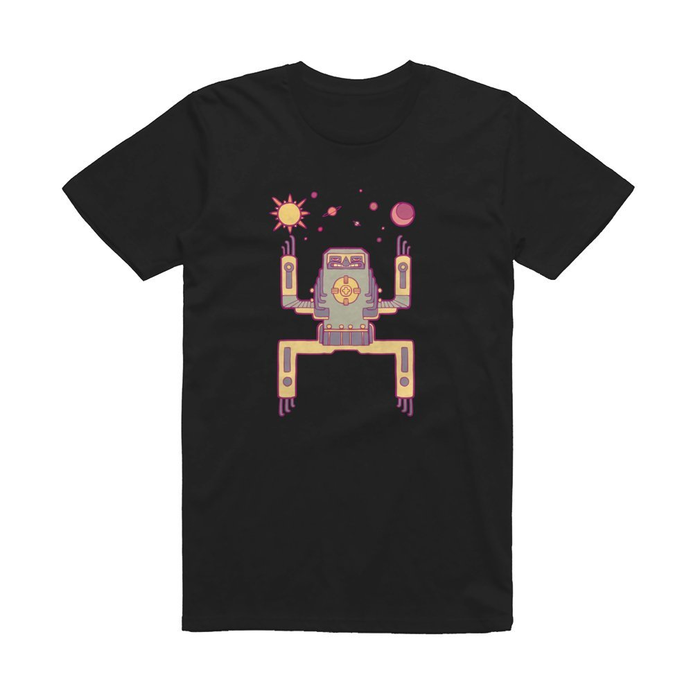 Thumb Space Sloth T Shirt