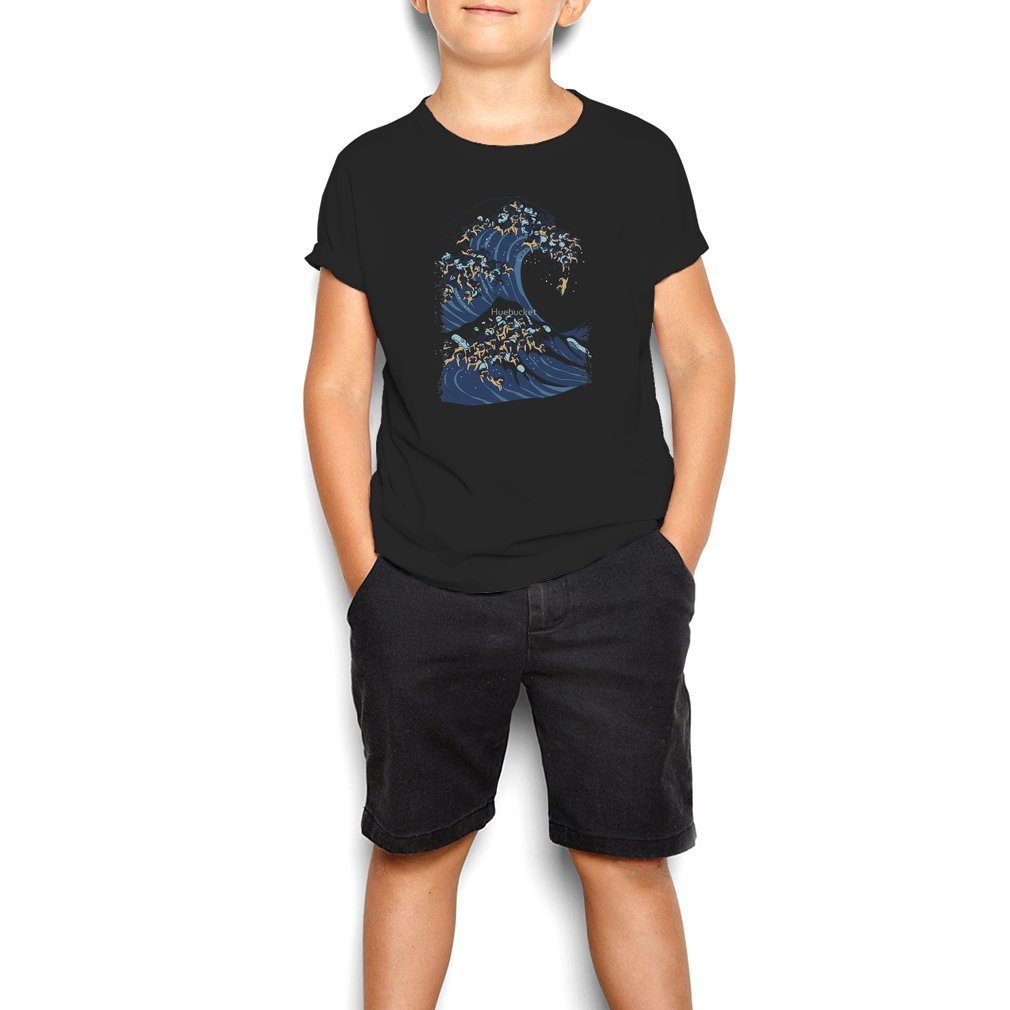 Thumb The Great Wave of Pug Youth Tee