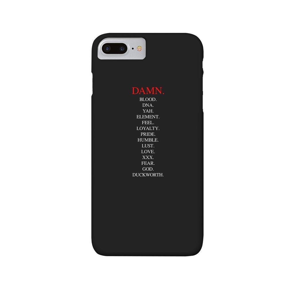 Thumb DAMN Kendrick Lamar iPhone 7/8 Plus