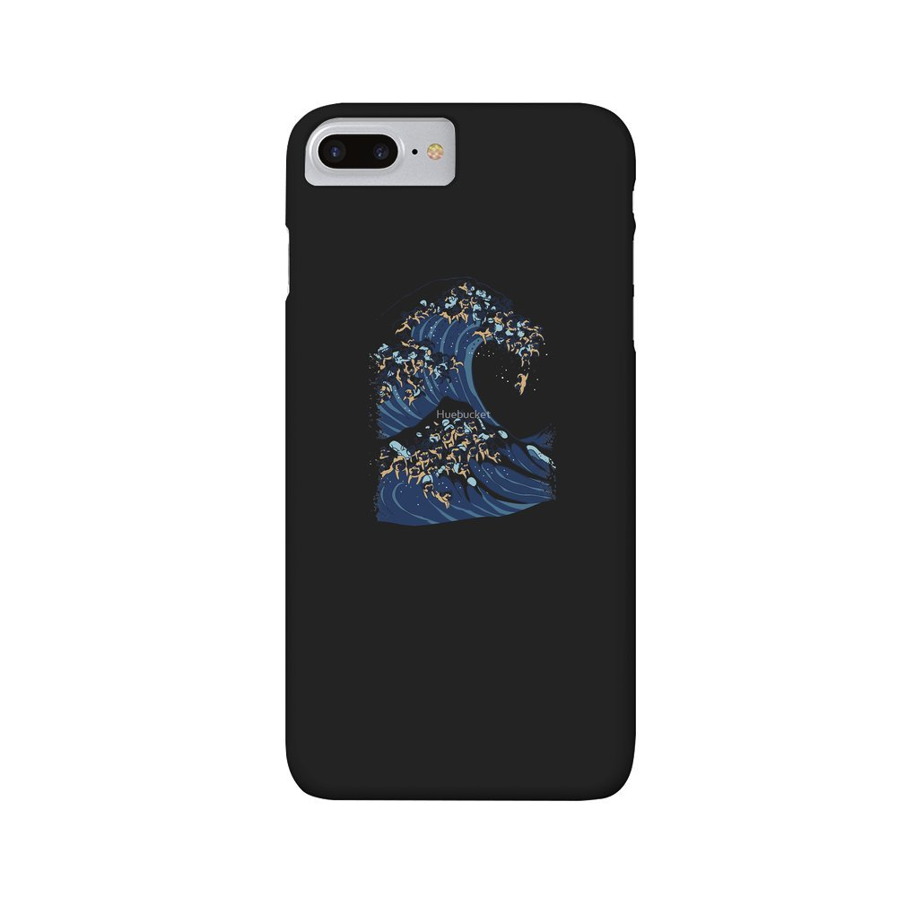 Thumb The Great Wave of Pug iPhone 7/8 Plus