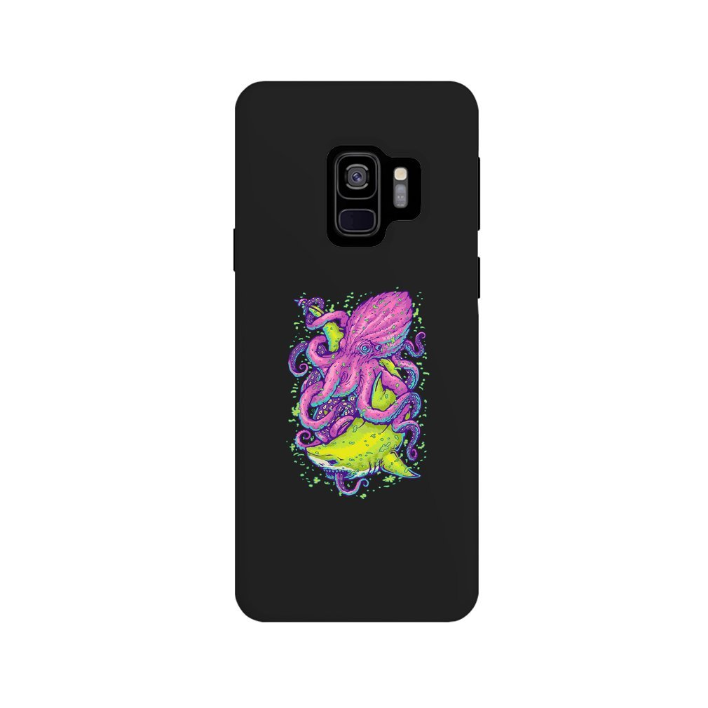 Thumb shark vs kraken Galaxy S9