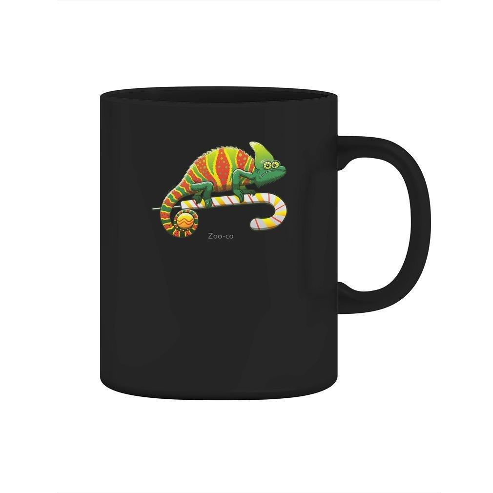 Christmas Chameleon - Mug