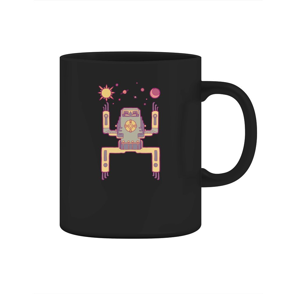 Thumb Space Sloth Mug