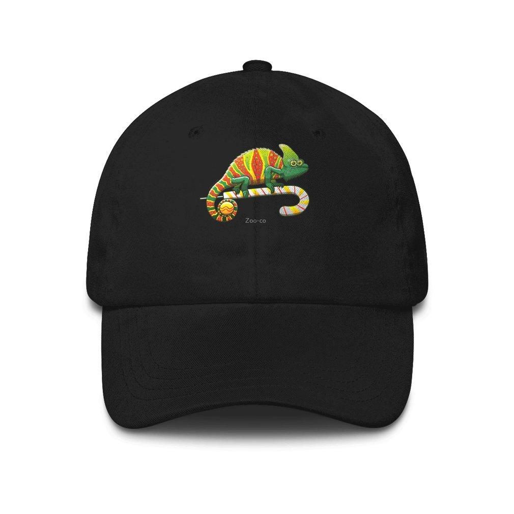 Thumb Christmas Chameleon Hat