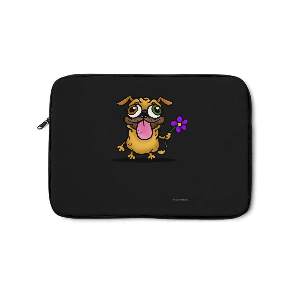 Thumb PUG PUG PUG Laptop Bag