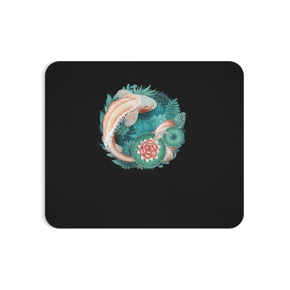 Thumb Fish Mouse Pad