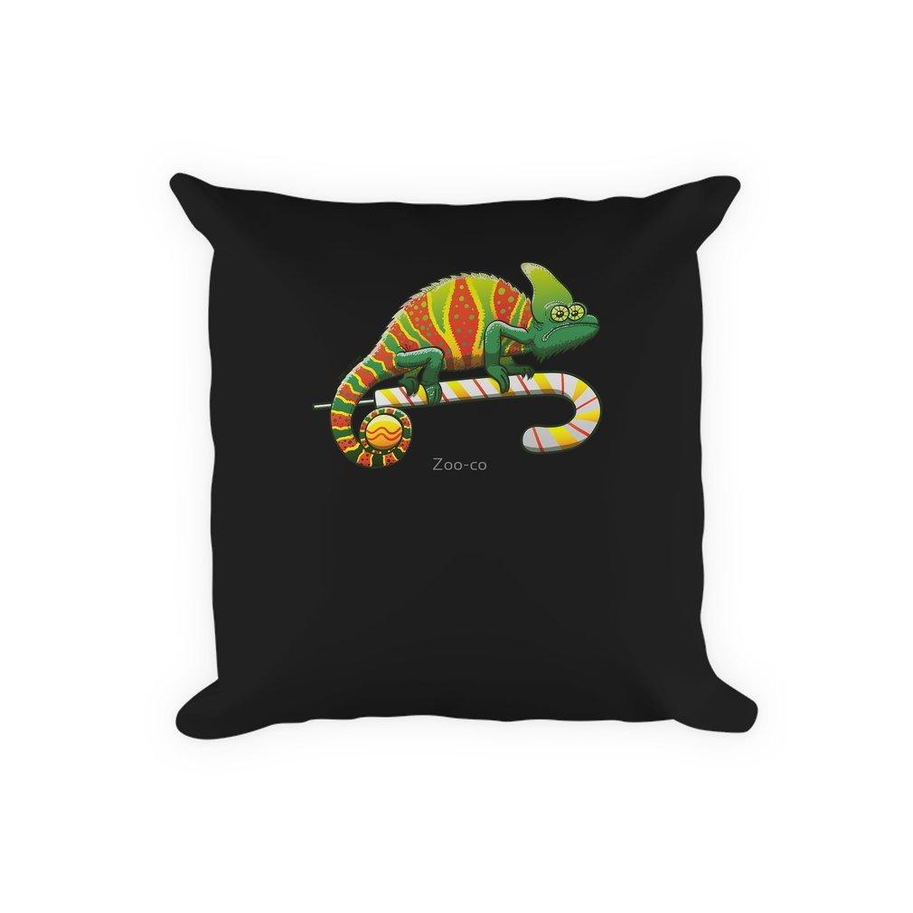 Thumb Christmas Chameleon Pillow