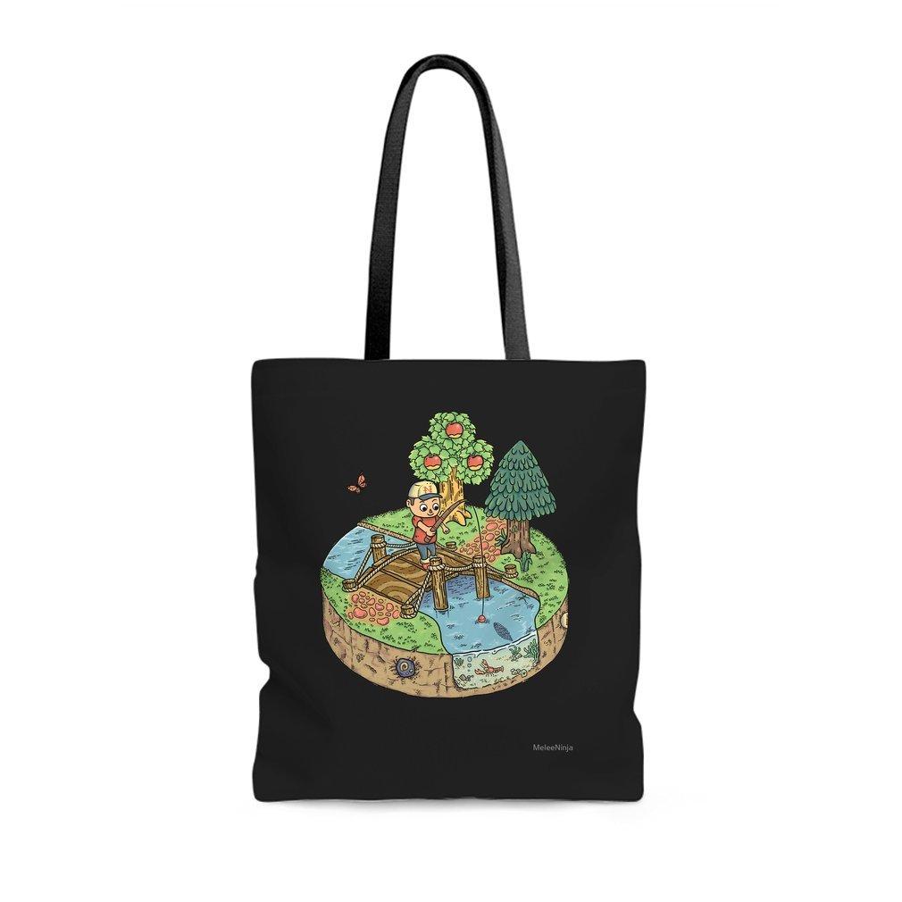 Thumb New Leaf Tote Bag