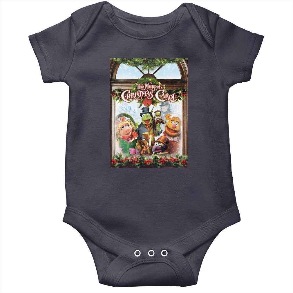 Thumb the muppet christmas carol Baby Onesie