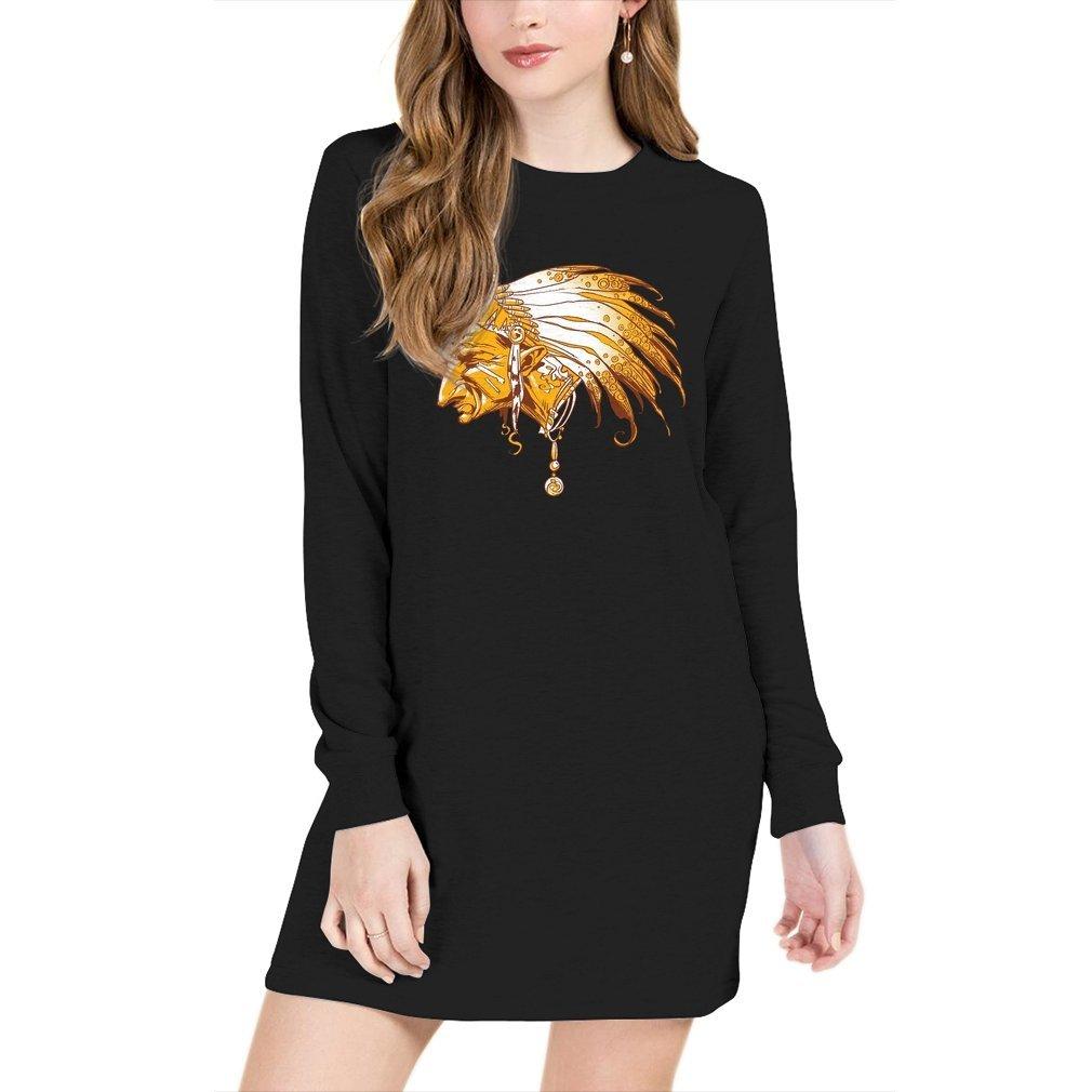 Thumb Chief Sweater Dress