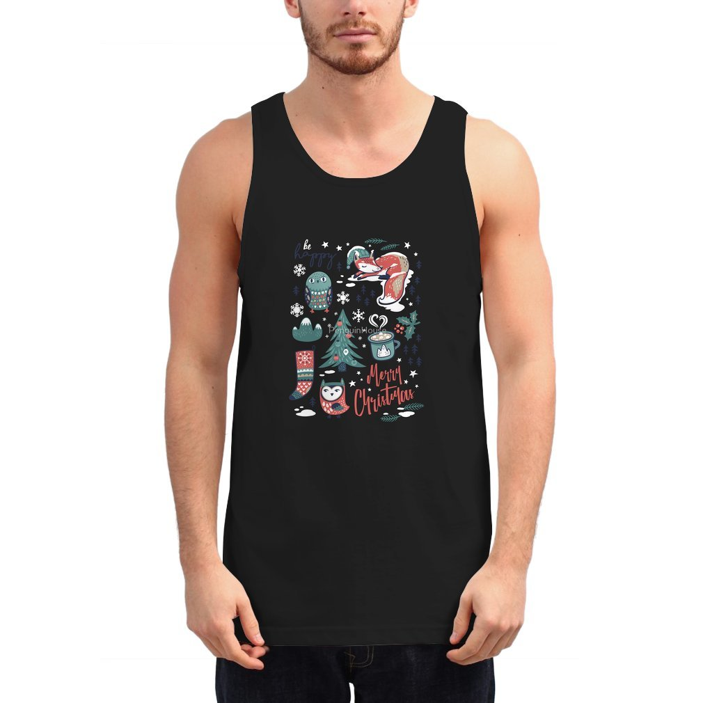 Thumb Christmas wishes Unisex Tank Top