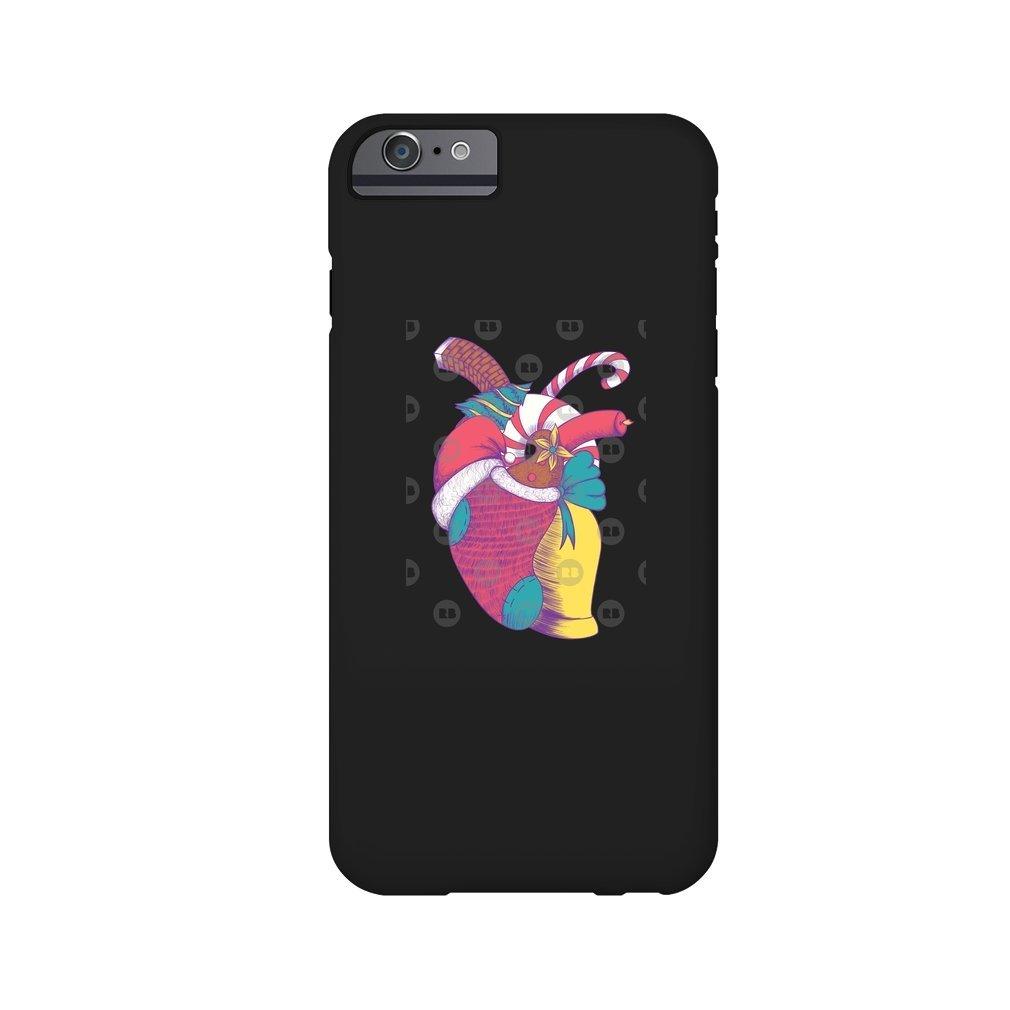 Thumb Christmas Heart iPhone 6/6S Plus