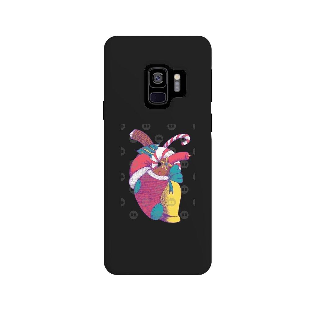 Thumb Christmas Heart Galaxy S9