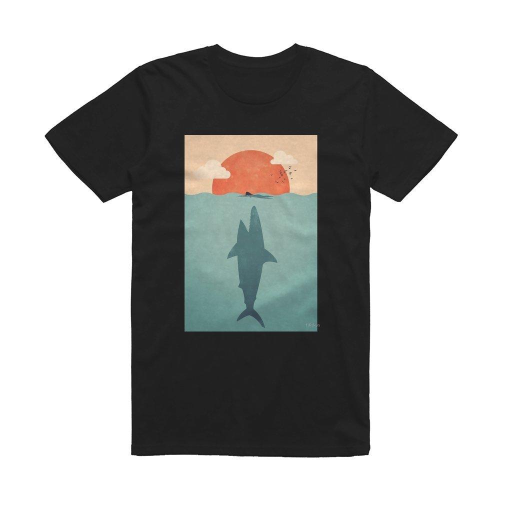 Thumb Shark Attack T Shirt
