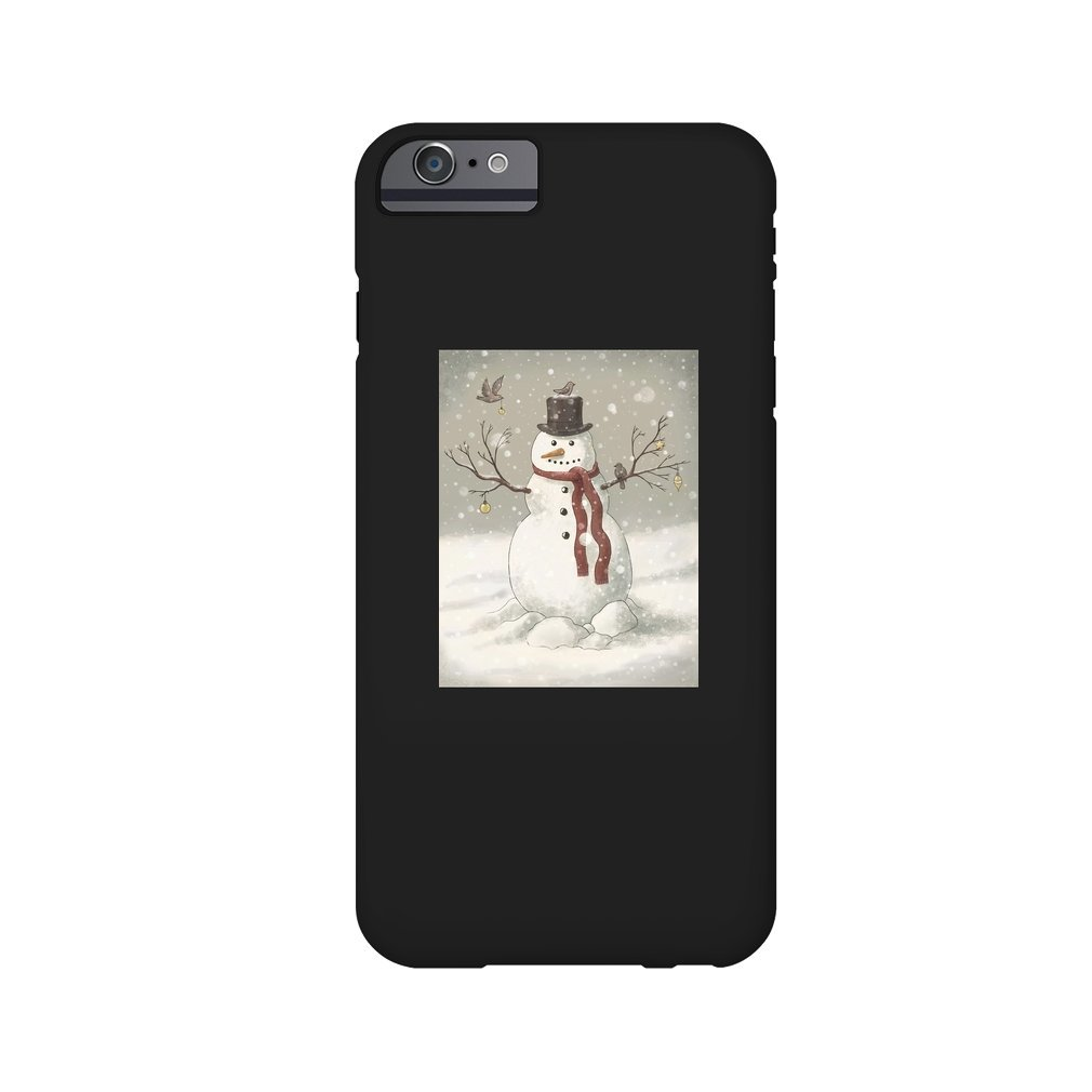 Thumb Christmas Snowman iPhone 6/6S Plus