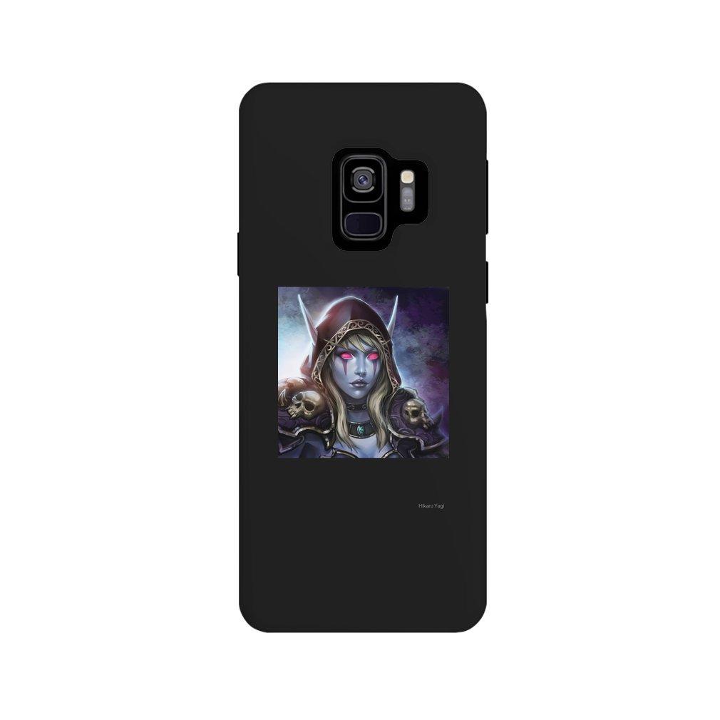 Thumb Lady Sylvanas Windrunner Galaxy S9