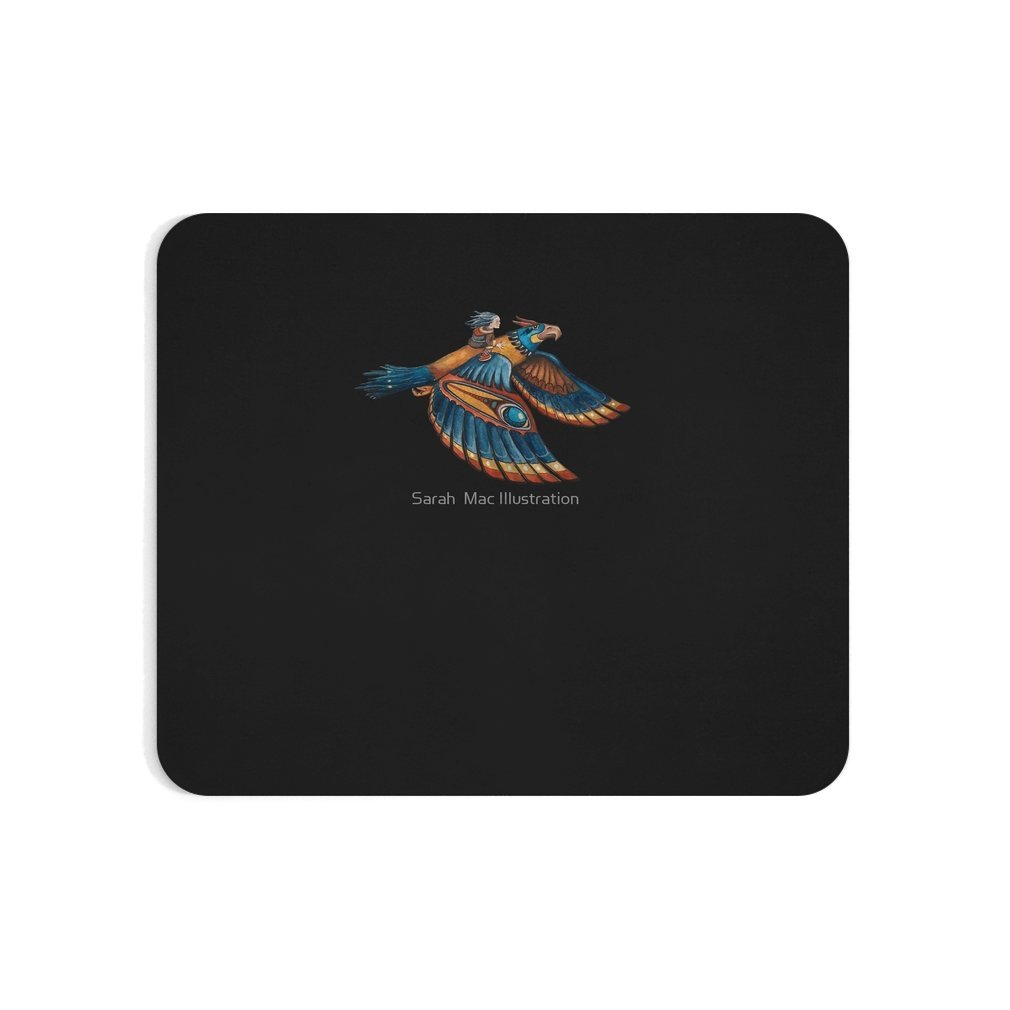 Thumb Thunderbird Mouse Pad