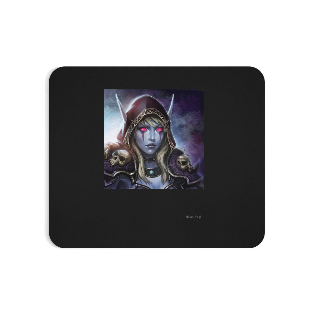 Thumb Lady Sylvanas Windrunner Mouse Pad