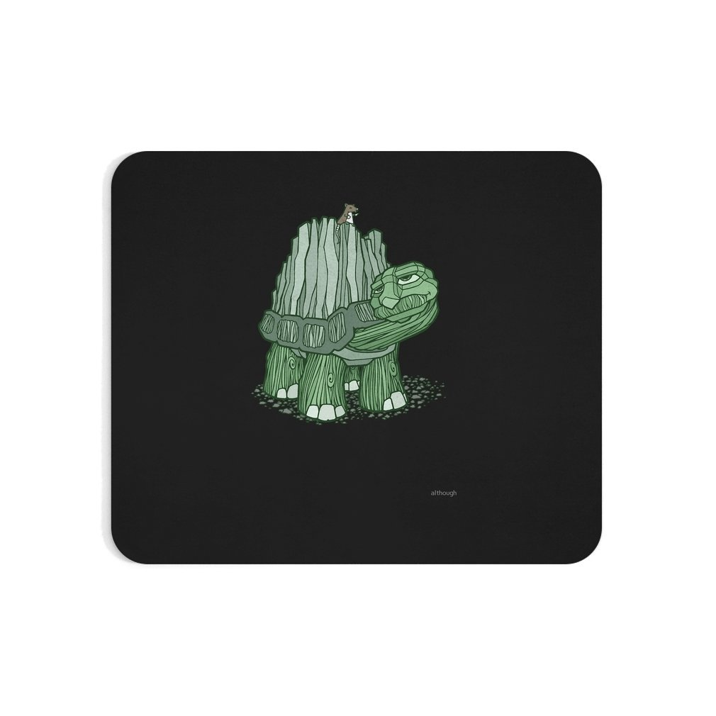 Thumb new directions Mouse Pad